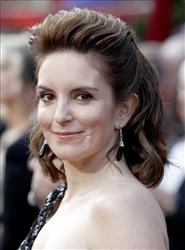 Tina Fey arrives during the 82nd Academy Awards Sunday, March 7, 2010, in the Hollywood section of Los Angeles.