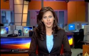 Lebanese anchorwoman Joumana Nammour was among the five to quit.
