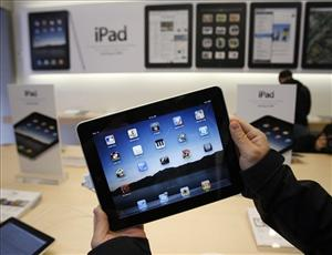 Apple has sold over 2 million iPads in 60 days.