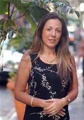 Amy Fisher poses for a photograph in New York, in this  Oct. 1, 2004 file photo.  Former Long Island Lolita Amy Fisher is joining her husband in trying to market a sex tape, saying, I always wanted to be No. 1 at something, but I didn't think it would be...
