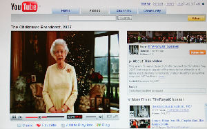 Britain's Queen Elizabeth II posts her traditional Christmas greeting on YouTube. Videos on the site are not always as staid as the Queen's greeting, and Google admits it has been difficult finding the right combinations to sell advertising. Advertisers worry about their ads appearing next to raunchy, poor-quality, or simply...