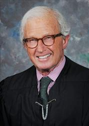 This undated photo provided by the office of  US District Judge Martin L. C. Feldman shows Judge Feldman.
