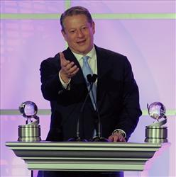 Al Gore in a file photo from May 5.