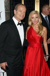 Kelsey and Camille Grammer arrive at the 61st annual Tony Awards in New York, Sunday, June 13, 2010.