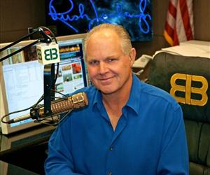 Rush Limbaugh will not be buying a Chevy Volt anytime soon.