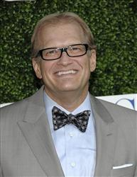 Television personality and actor Drew Carey arrives at the CBS CW Showtime press tour party in Beverly Hills, Calif. on Wednesday, July 28, 2010.