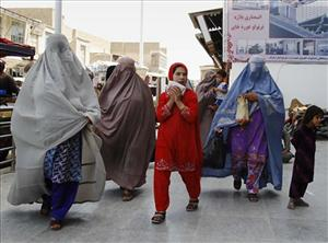 Many Afghan women live in fear of punishment in areas controlled by the Taliban.