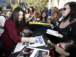 No. 2: Stephenie Meyer of 'Twilight' fame at $40 million.