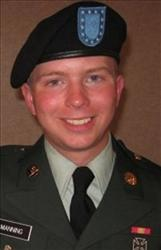 Army analyst Bradley Manning has said he gave WikiLeaks a database covering 500,000 events in the Iraq war.