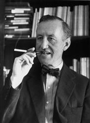 Ian Fleming, British author and creator of James Bond, befriended former agent Wilfred Dunderdale.