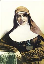 In this undated image provided by Mary MacKillop Place is Mary MacKillop.