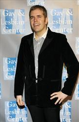 In this 2009 file photo, Perez Hilton arrives at the Los Angeles Gay and Lesbian Center's An Evening with Women: Celebrating Art, Music and Equality, in Beverly Hills, Calif.