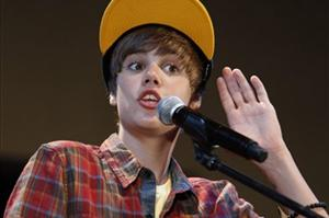 Oh, Justin Bieber...