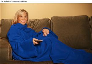 The Snuggie: Sexy, right?