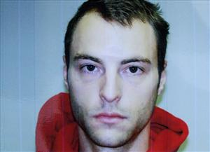 This police booking photo provided by the Knox County Sheriff, shows 30-year-old Matthew Hoffman in Mount Vernon, Ohio.