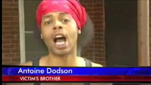 Antoine Dodson shot to fame after being remixed in the Bed Intruder Song.