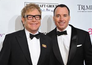 Sir Elton John and husband David Furnish are over the moon about Zachary Jackson Levon Furnish-John, born Christmas Day.