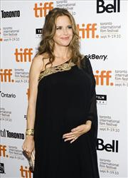 Actor Kelly Preston arrives for the screening of Casino Jack in Toronto last year.