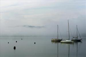 A file photo of Lake Windermere. To see the photo of the maybe-monster, you'll have to go to the Daily Mail.