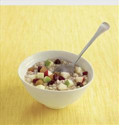 Fruit and Maple Oatmeal from McDonald's.