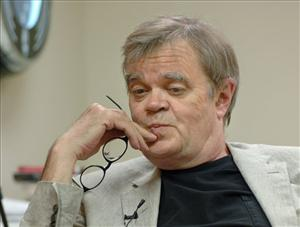A 2009 file photo of Garrison Keillor.