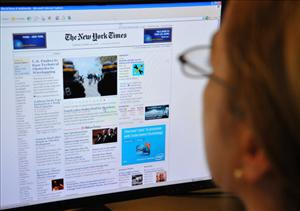 Digital New York Times subscriptions cost between $15 and $35 per month.