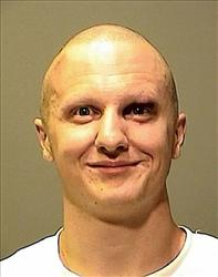 This Jan. 8, 2011 file photo released by the Pima County Sheriff's Office shows Jared Loughner, charged with shooting Rep. Gabrielle Giffords, D-Ariz.