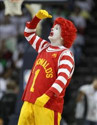 At least Ronald is hiring.
