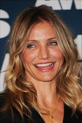 Cameron Diaz poses in the press room during the 2011 MTV Movie Awards at Universal Studios' Gibson Amphitheatre on June 5, 2011 in Universal City, California.