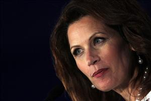 Bachmann speaks during the 2011 Republican Leadership Conference on June 17, 2011 in New Orleans, Louisiana.