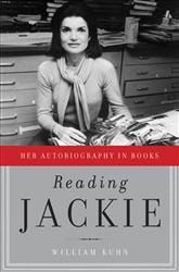 A photo of Jackie Kennedy graces the cover of a book about the former first lady.