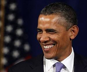 President Barack Obama smiles during his remarks at a fundraiser Thursday, June 30, 2011, in Philadelphia.