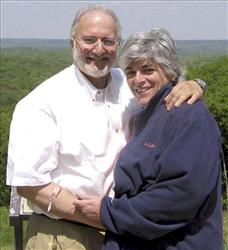 This file photo provided by the Gross family shows Alan and Judy Gross.