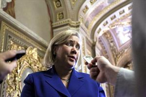 I have said for months that I am not supporting a repeal of tax cuts for the oil industry unless there are other industries that contribute, says Sen. Mary Landrieu, a Louisiana Democrat.