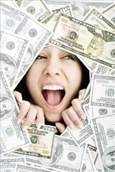 Most people would choose money over happiness, according to a new study by economists.
