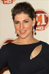Mayim Bialik attends the 15th Annual Entertainment Tonight Emmy Party at Vibiana on September 18, 2011 in Los Angeles, California.