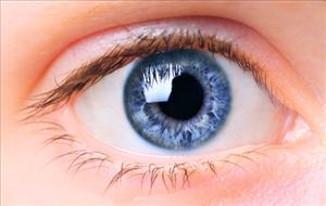 A doctor says he can turn brown eyes blue.