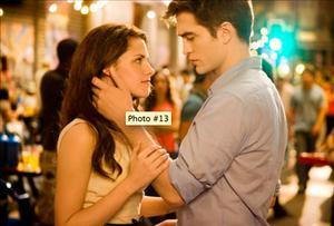 Robert Pattinson and Kristen Stewart in The Twilight Saga: Breaking Dawn—Part 1.