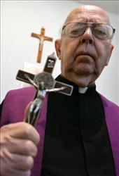 Father Gabriele Amorth is president for life of the International Association of Exorcists.