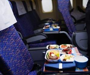 Surely you always suspected airline meals were not to be trusted.