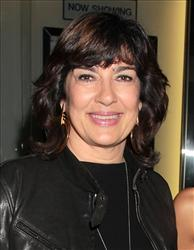 Christianne Amanpour in a file photo.
