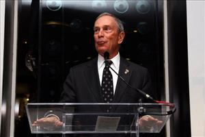 Today, newborn New Yorkers can expect to live longer, healthier lives than ever before, Bloomberg said.