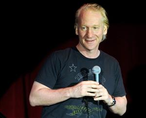 Bill Maher performs at The Orleans Hotel & Casino July 2, 2011 in Las Vegas, Nevada.