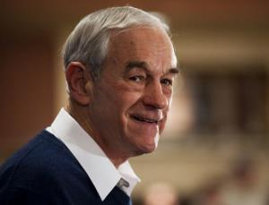 Ron Paul answers questions at a town hall meeting at Church Landing at Mill Falls , January 8, 2012 in Meredith, New Hampshire. The New Hampshire primary is scheduled to be held January 10, 2012.