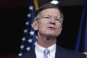 Rep. Lamar Smith, R-Texas, in a 2010 file photo.