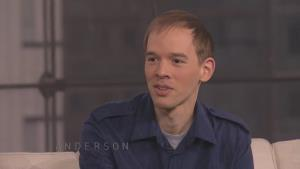 'I'm a 'donorsexual,' Trent Arsenault tells Anderson Cooper.