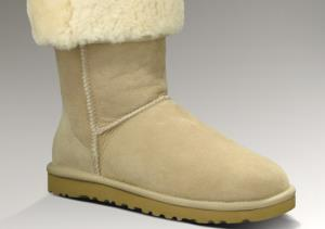 A Pennsylvania middle school has banned Uggs and similar boots.