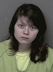 This photo released Tuesday, Feb. 7, 2012 by the Cole County sheriff's office shows Alyssa Bustamante.
