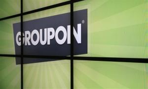 We are still investing aggressively in growth, Groupon's CFO told reporters.
