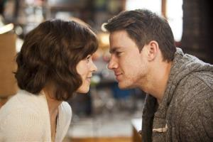 In this image released by Columbia Pictures, Rachel McAdams, left, and Channing Tatum are shown in a scene from The Vow.